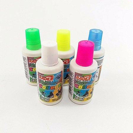 Corretivo Liquido Radex Color Radical 18Ml Unidade