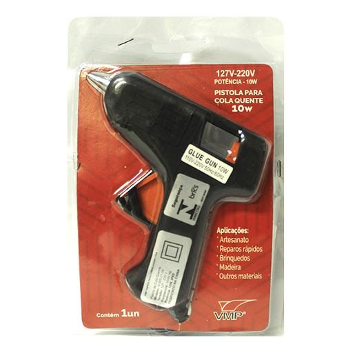 Pistola Cola Quente Vmp Pequena 10W R.03052108 Unidade