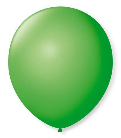 Bola Sao Roque Redondo Verde Maca N8 Com 50