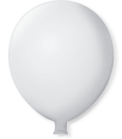 Bola Sao Roque Super N25 Branca Polar Unidade