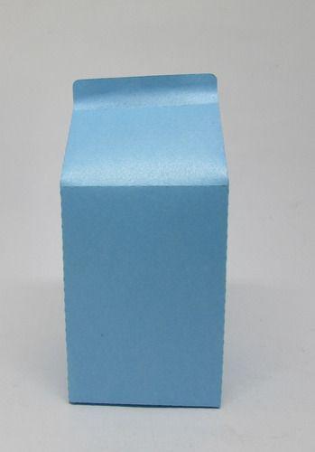 Caixa Lembranca Milk Vivarte Azul Bebe 17 Centímetros R.2300 Com 6