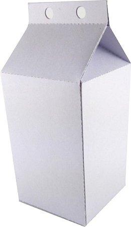 Caixa Milk Nc Toys Branco R.801 Com 8