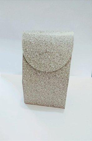 Caixa Milk Nc Toys Glitter Prata R.8015 Com 8