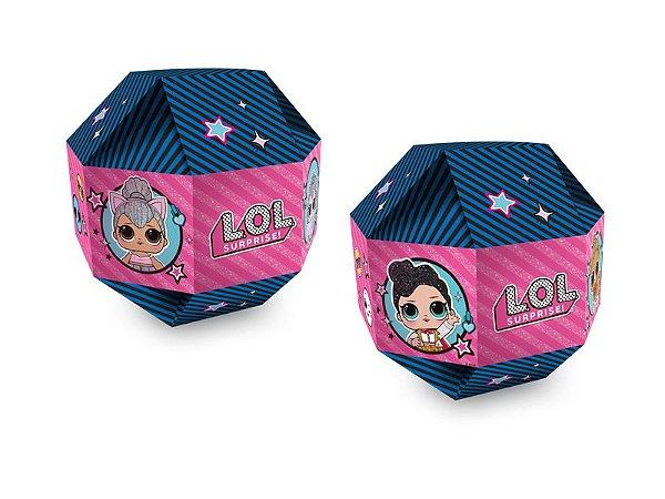 Caixa Surpresa Bola Reg LoL Surprise R.679 Com 8