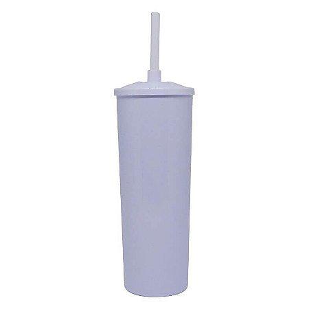 Copo Long Drink Play Amalu Branco 300Ml Unidade