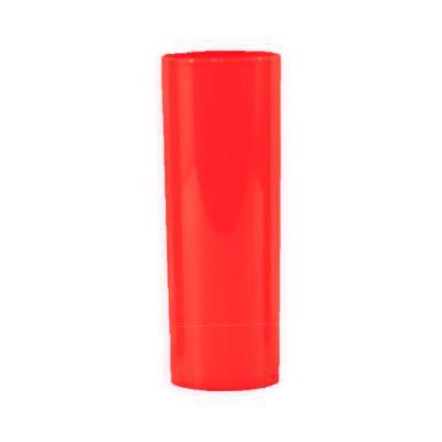 Copo Long Drink Vermelho Sólido 300ml Unidade