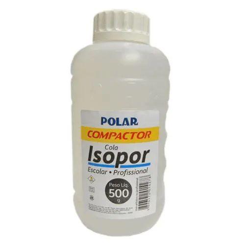 Cola Isopor Polar Compactor 500 Gramas Unidade