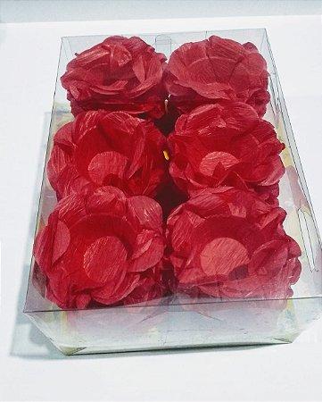 Forminha Decorativa Nb Formas M20 Vermelho Com 40