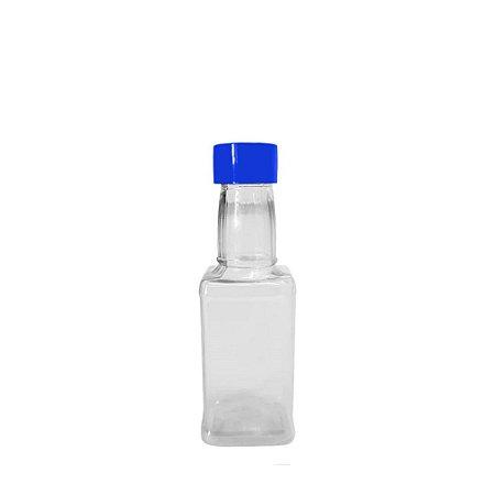 Garrafinha Mirandinha Whisky Azul Escuro Com 10