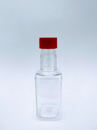Garrafinha Mirandinha Whisky Vermelha Com 10