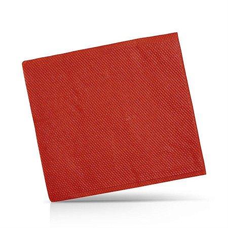 Guardanapo Premium Dafesta Cor Vermelho 20cm x 22cm  Pacote com 40
