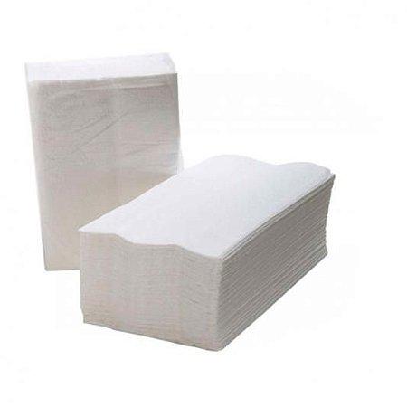 Guardanapo Big Pel Cor Branco 14cm x 13cm Pacote 500