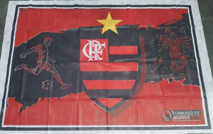 Painel Tnt Bandeira Flamengo Unidade