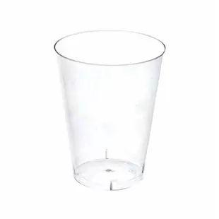 Copo Acrílico Cristal Incolor 200Ml Com 10