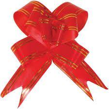 Laço Fácil Listra Vermelho 23Mm R.6022601 Unidade