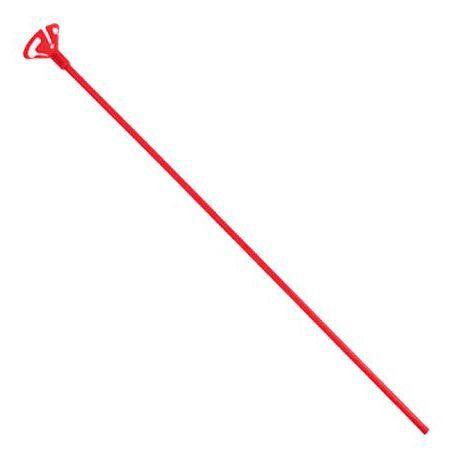 Suporte Para Balão 33Cm Vermelho Com 10