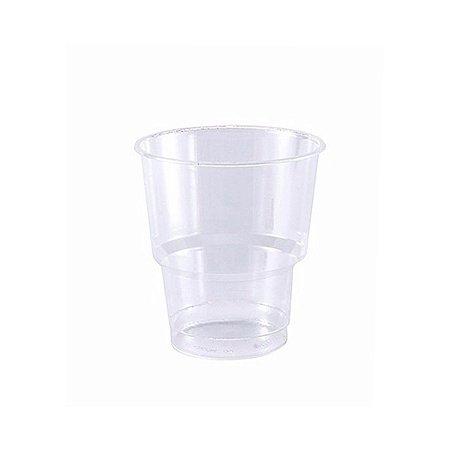 Copo Plástico Totalplast Cristal Premium 250Ml Pct Com 50