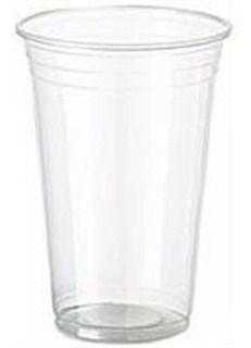 Copo Descartável Pp Rioplastic Post Mix 770Ml Pacote com 25
