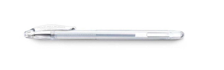 Caneta Uni Ball Signo Angelic Cis Colour Branca 0.7 mm Unidade