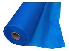 Tnt Liso de Gramatura 40 Cor Azul Royal Altura de 1 Metro x 40cm Vendido o Metro