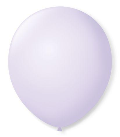 Bola Sao Roque Candy Colors N7 Lilás Com 25