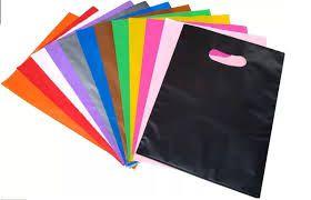 Sacola Plástica Boca de Palhaço 20cm x 30cm Pacote Com 50 Unidades