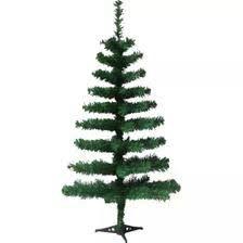 Árvore de Natal Cor Verde 60cm Com 50 Galhos Unidade
