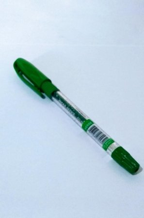 Caneta Esferográfica Em Gel Com Brilho 1.0mm Jocar Cor Verde Unidade