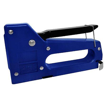 Grampeador Profissional Plástico Tapeceiro Onda R.4814027 Unidade