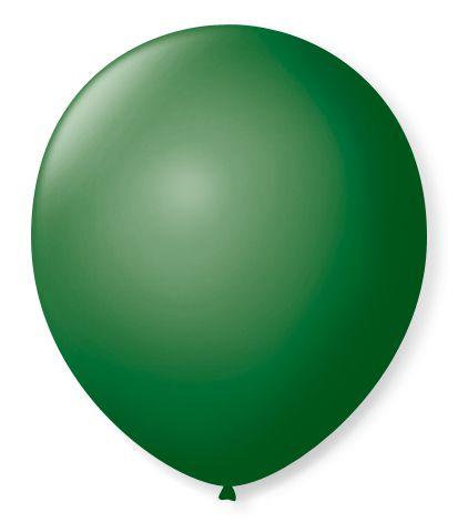 Bola Sao Roque Lisa N9 Imperial Verde Folha Com 50