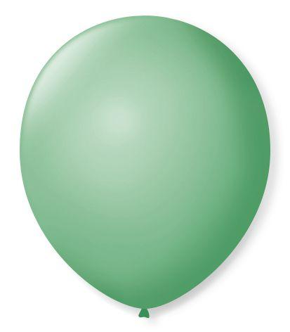 Bola Sao Roque Lisa N9 Imperial Verde Lima Com 50