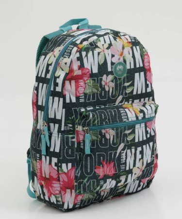 Mochila Clio Style For Girls Estampa Sortida 41cm x 14cm x 30cm   R.MF3101 Unidade