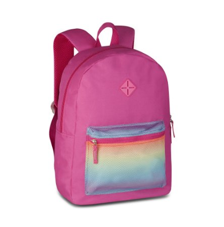 Mochila Clio STyle For Girls Estampa Sortida 42cm x 14cm x 30cm  R.MF3093 UNID