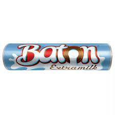 Baton Garoto Chocolate Ao Leite Extramilk 16 Gramas Unidade