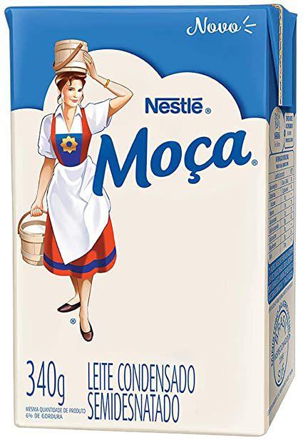 Caixa De Leite Condensado Nestlê Semidesnatado 340 Gramas Unidade
