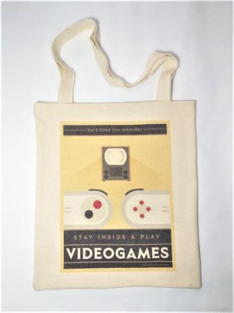 Ecobag Dash Game 32x36