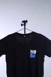 Camiseta TamoJunto Back Bros feminina Media