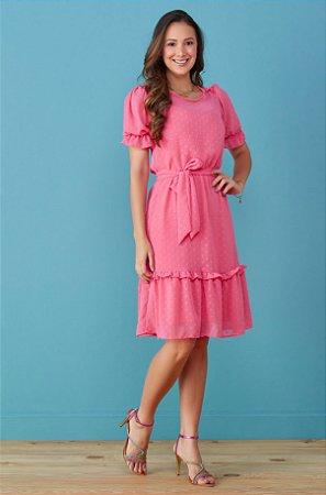 Vestido Tata Martello Sandy 7179 - Moda Evangélica