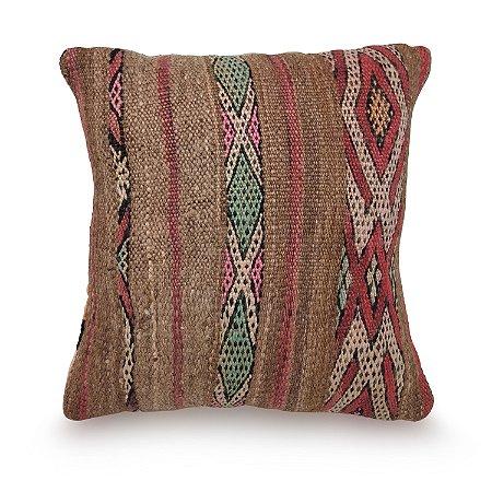 Almofada Kilim Berber Alma | 45x45 cm