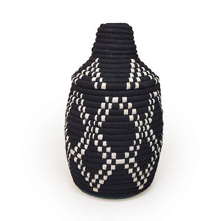 Cesta Chess | Arte Tribo Berber | 25x14 cm