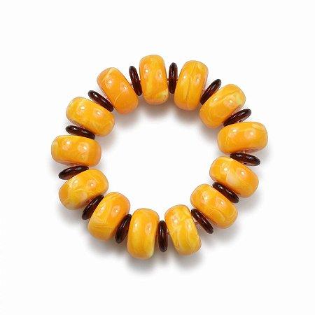 Pulseira Amber Bangle Sun