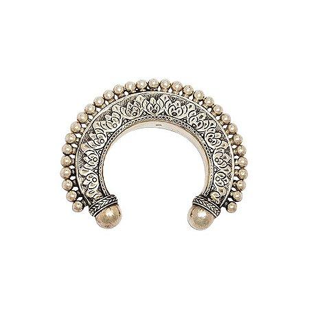 Bracelete Antique Gokhru - tribo Rajastão