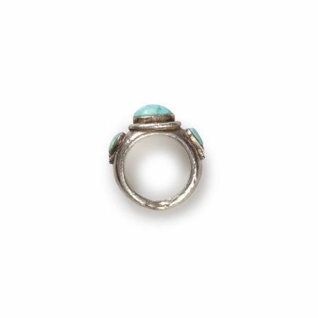 Anel Silver Turquoise