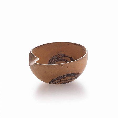 Bowl White Ebony
