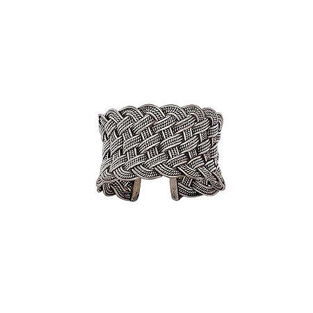 Bracelete Silver Mesh