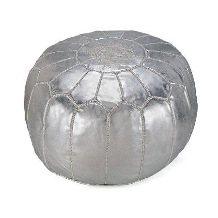 Capa de Pufe Silver