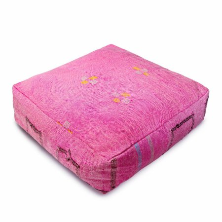 Capa de Futon Catus silk III- Marrakesh - Pink
