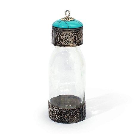 Dispenser Guest Turquesa | 11x4 cm