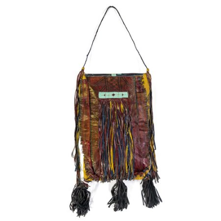 Bolsa Tuareg Marroquina Simo - 49x32cm