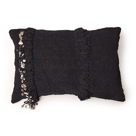 Almofada Black Handira | 40x60 cm